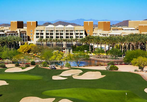 Photo courtesy of JW Marriott Desert Ridge.