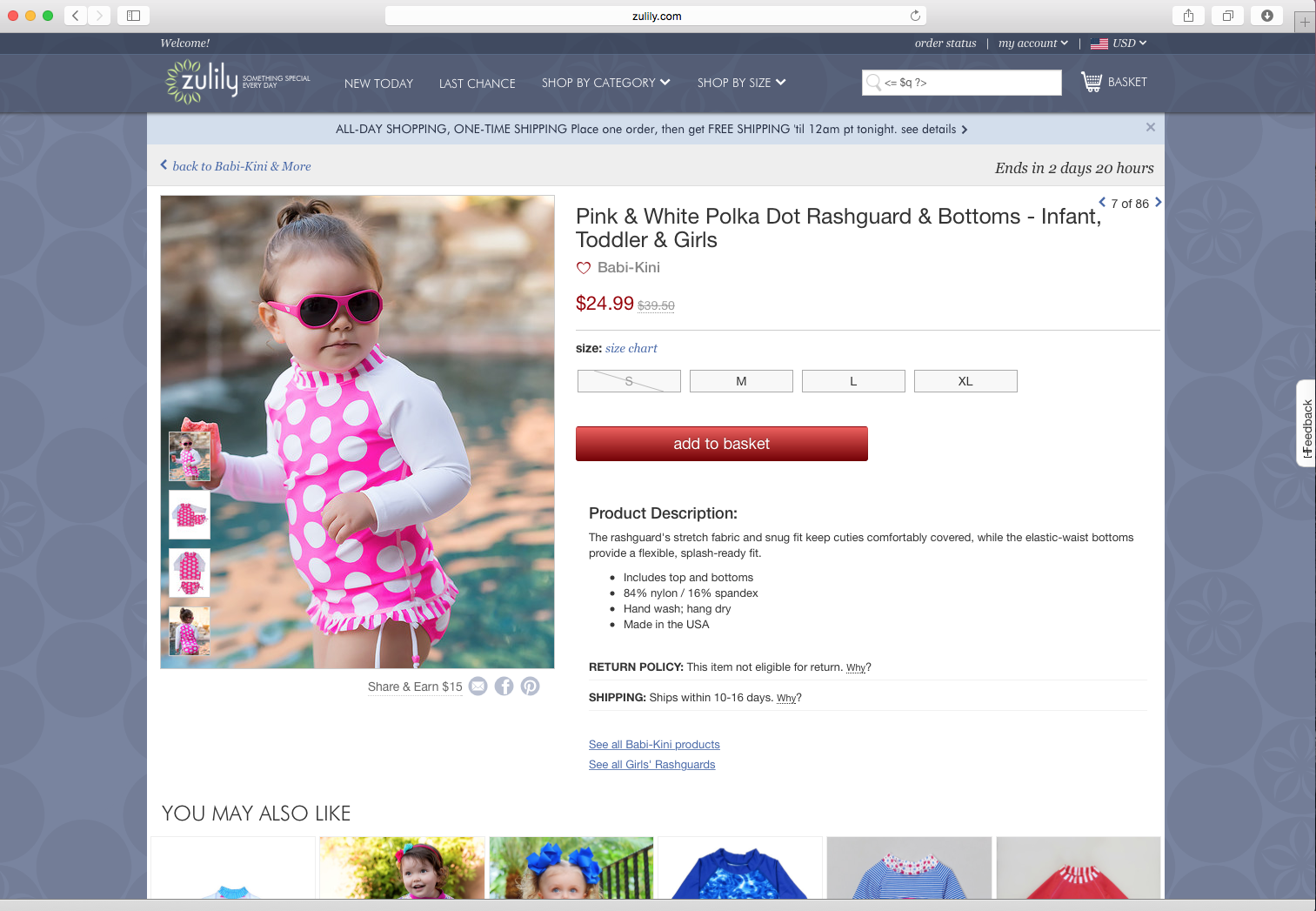 Jax on Zulily 2
