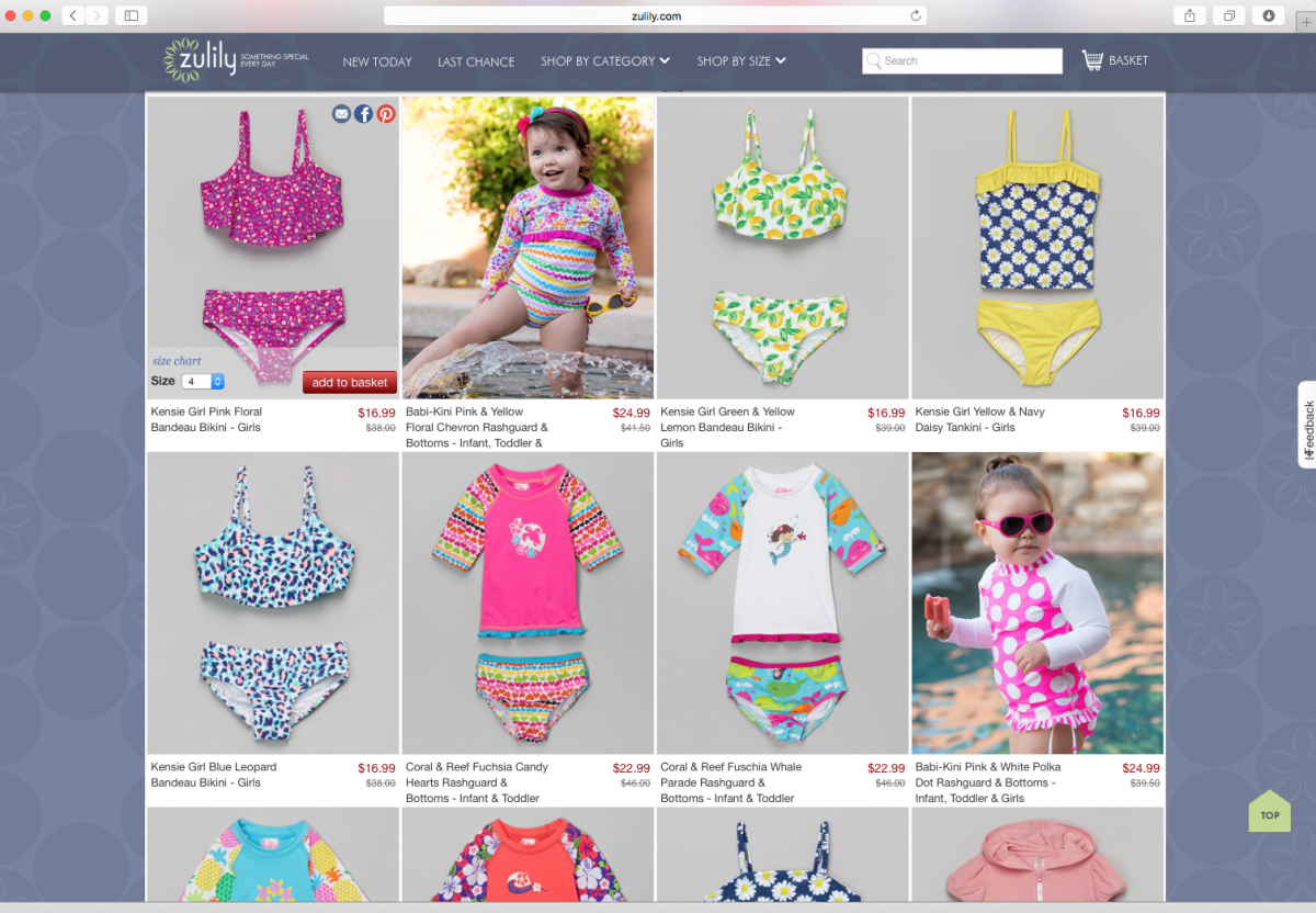 Jax on Zulily