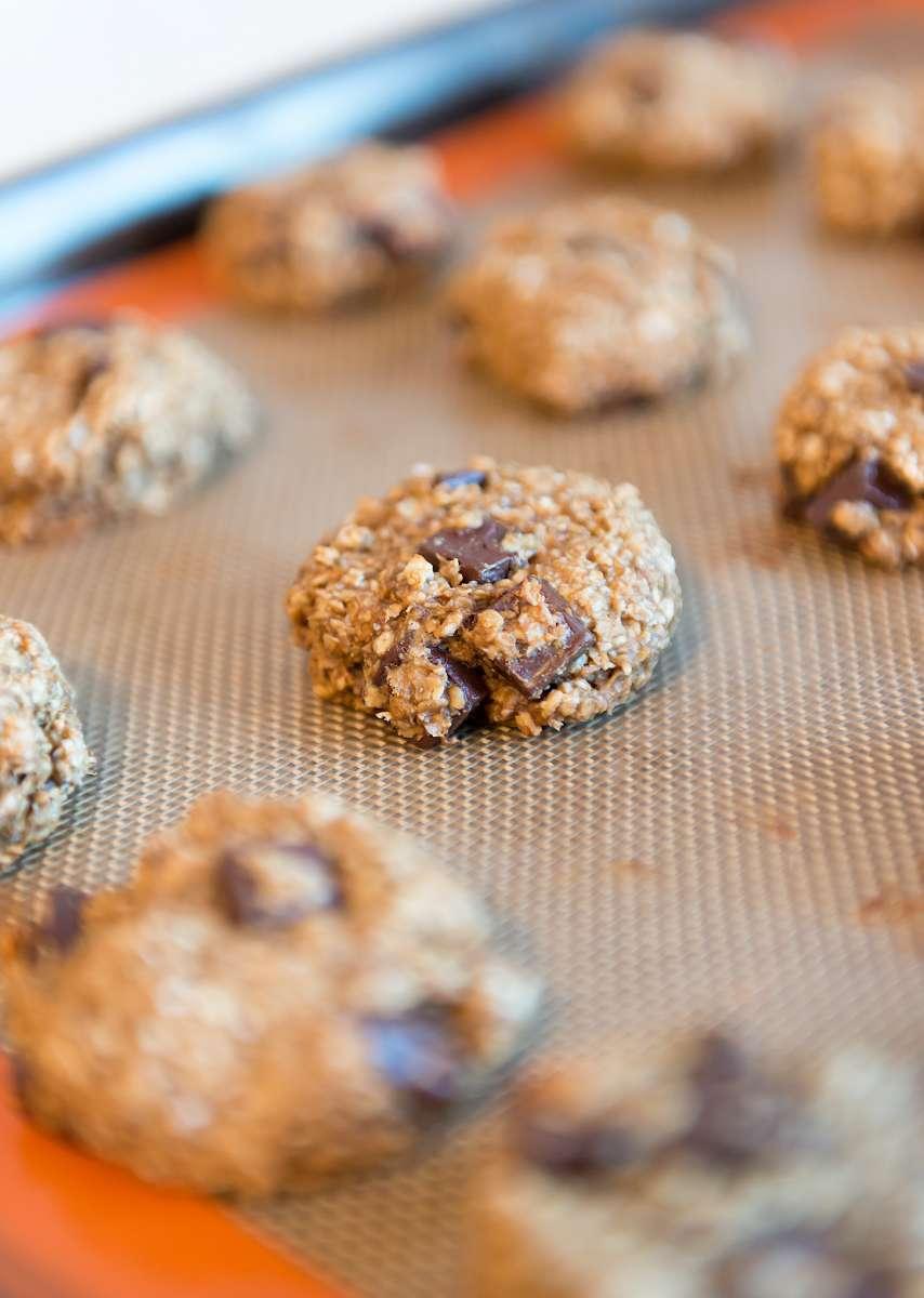 Healthy Cookies Pan