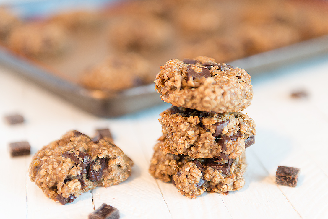 Healthy Cookies Stack