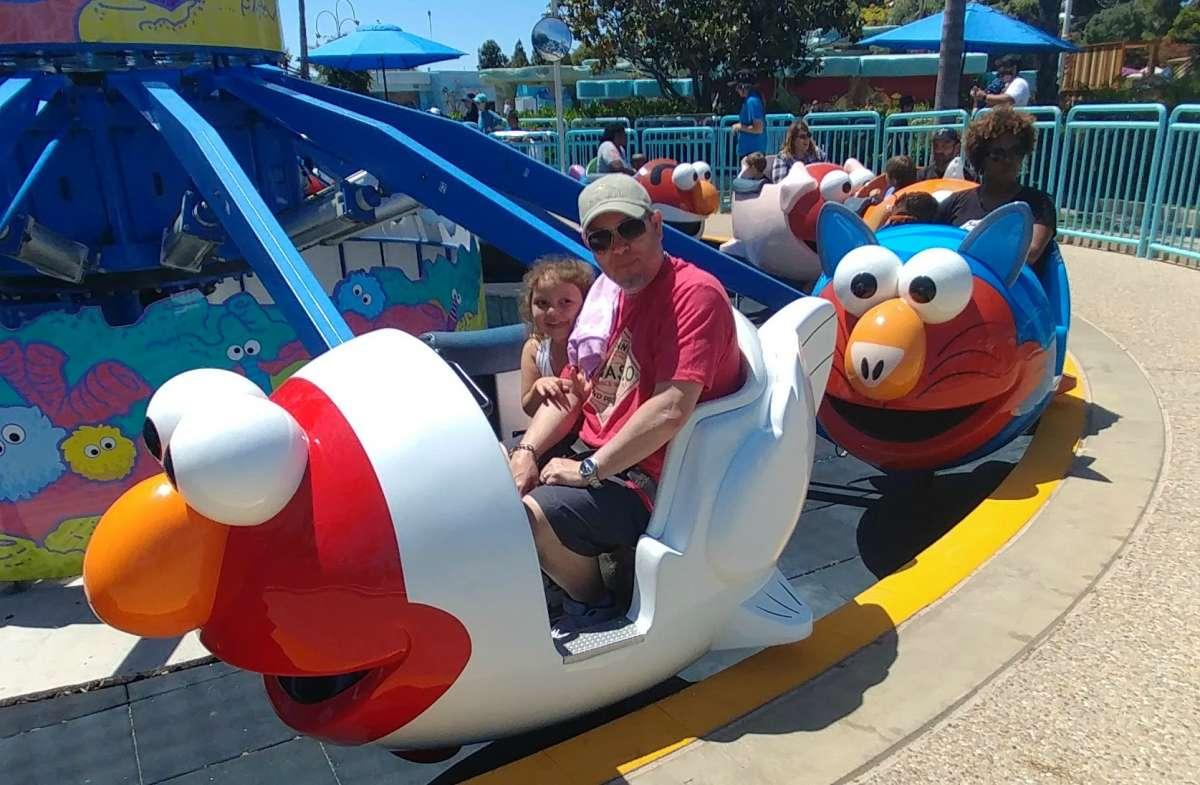 Elmo Ride