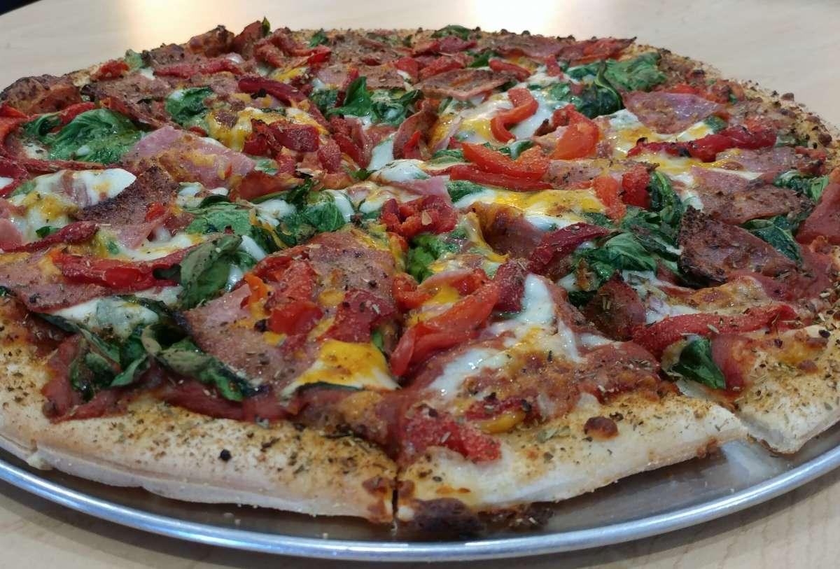 Tuscan Pizza-ola