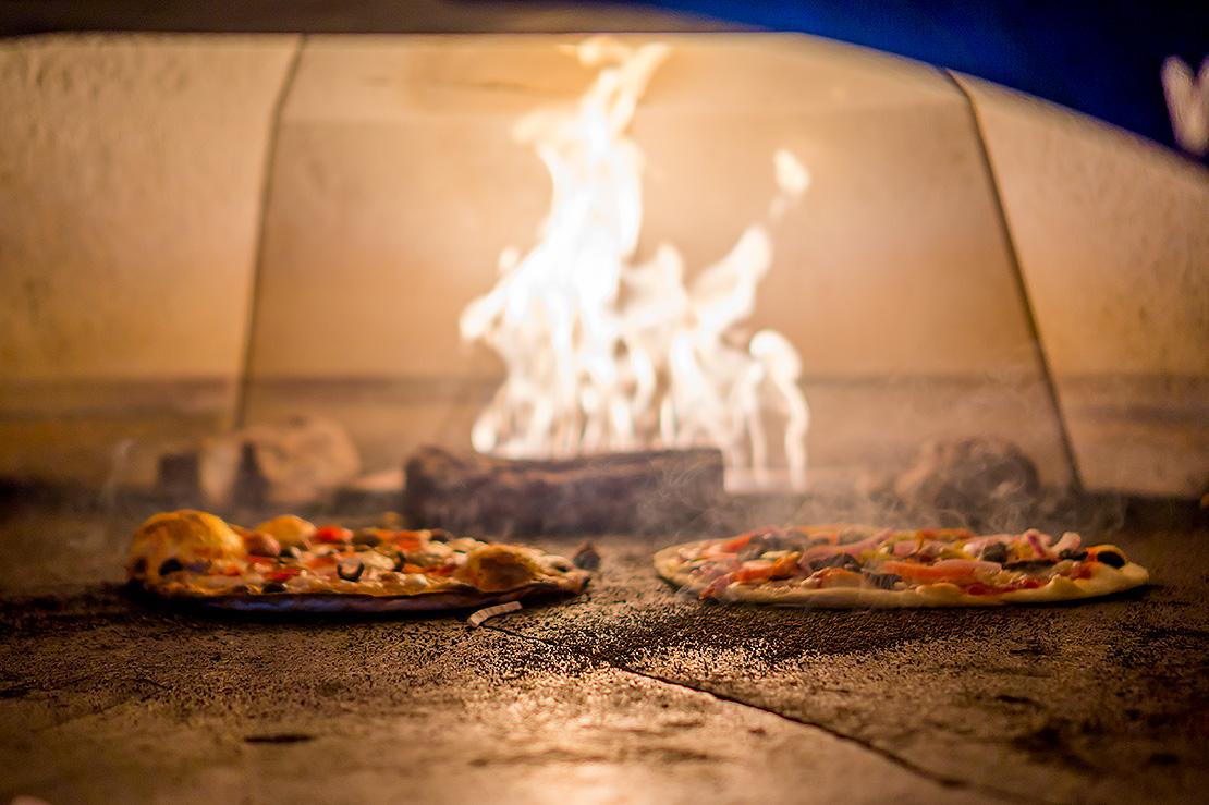 fire fired pie