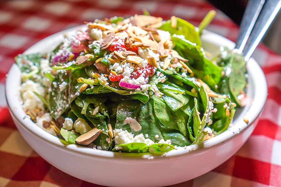 Grimaldi's salad