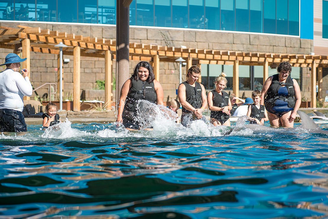 Group Splash