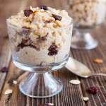 almond cherry rice pudding beauty