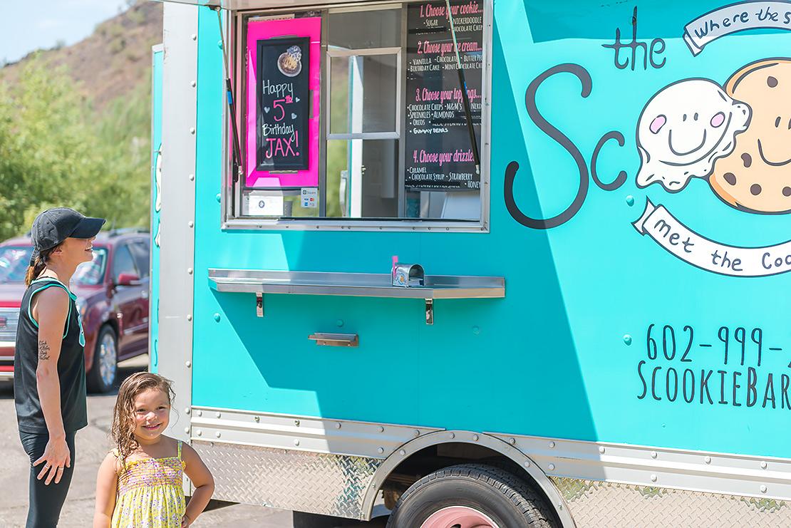 Scookie Bar Food Truck
