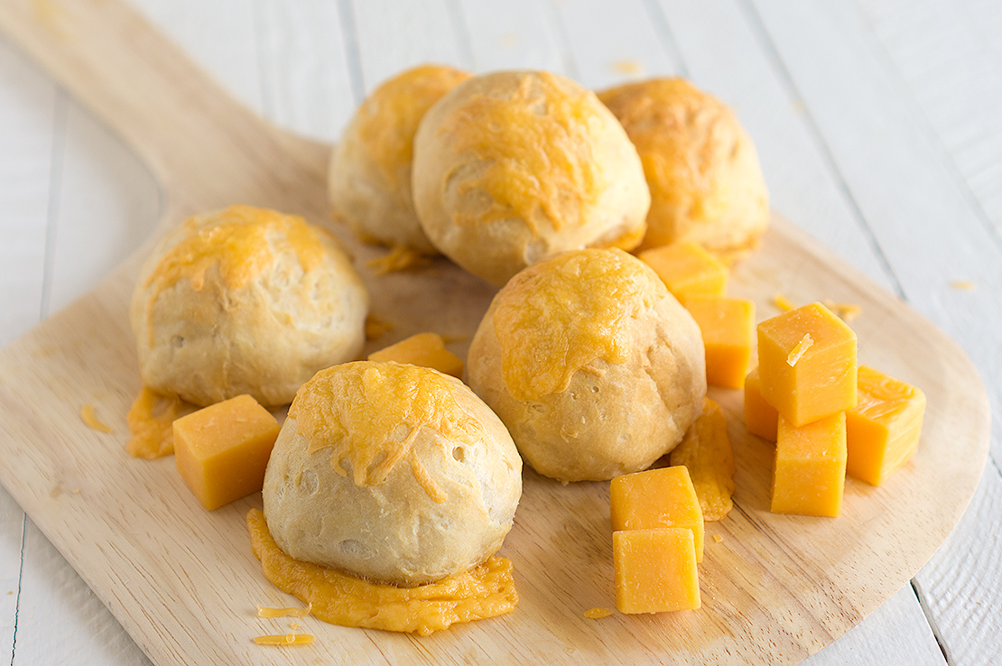 Cheesey Biscuit bomb