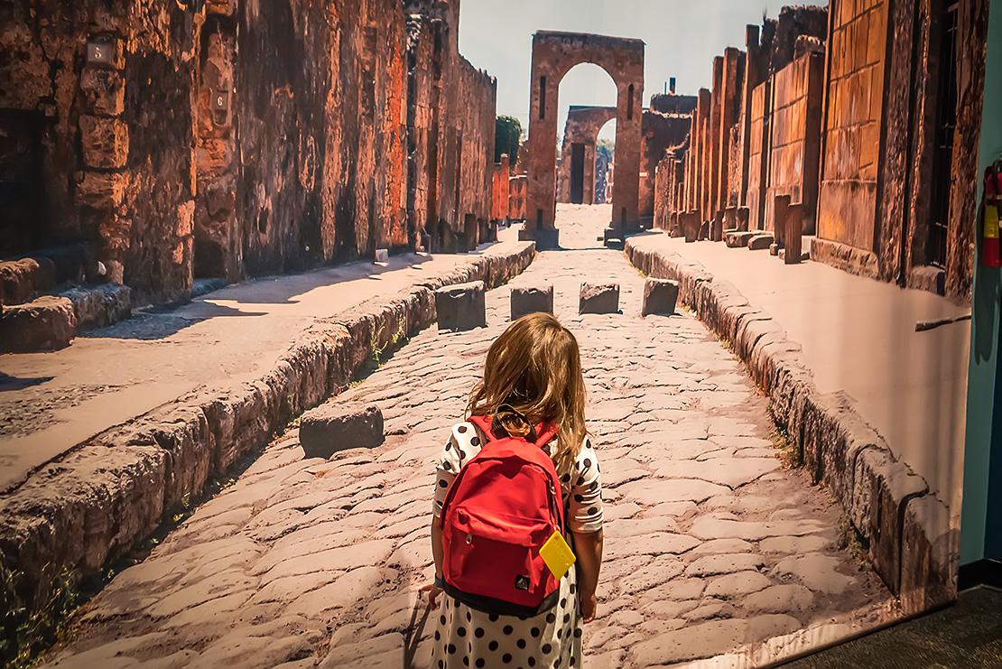 Jax in Pompeii