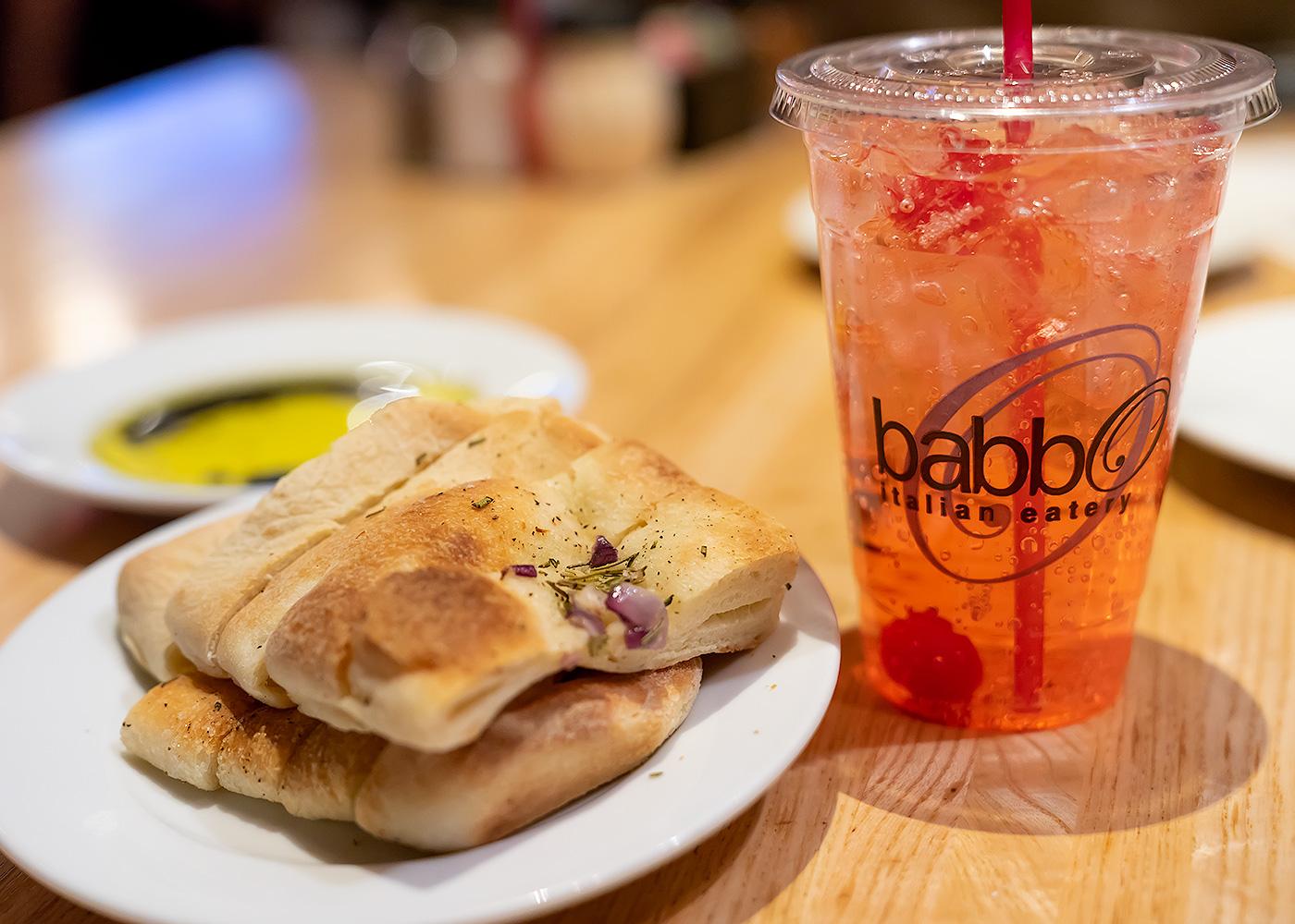 Babbo Compe Bread