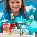 End of School Year Teacher's Gift – Refreshing Summer Basket