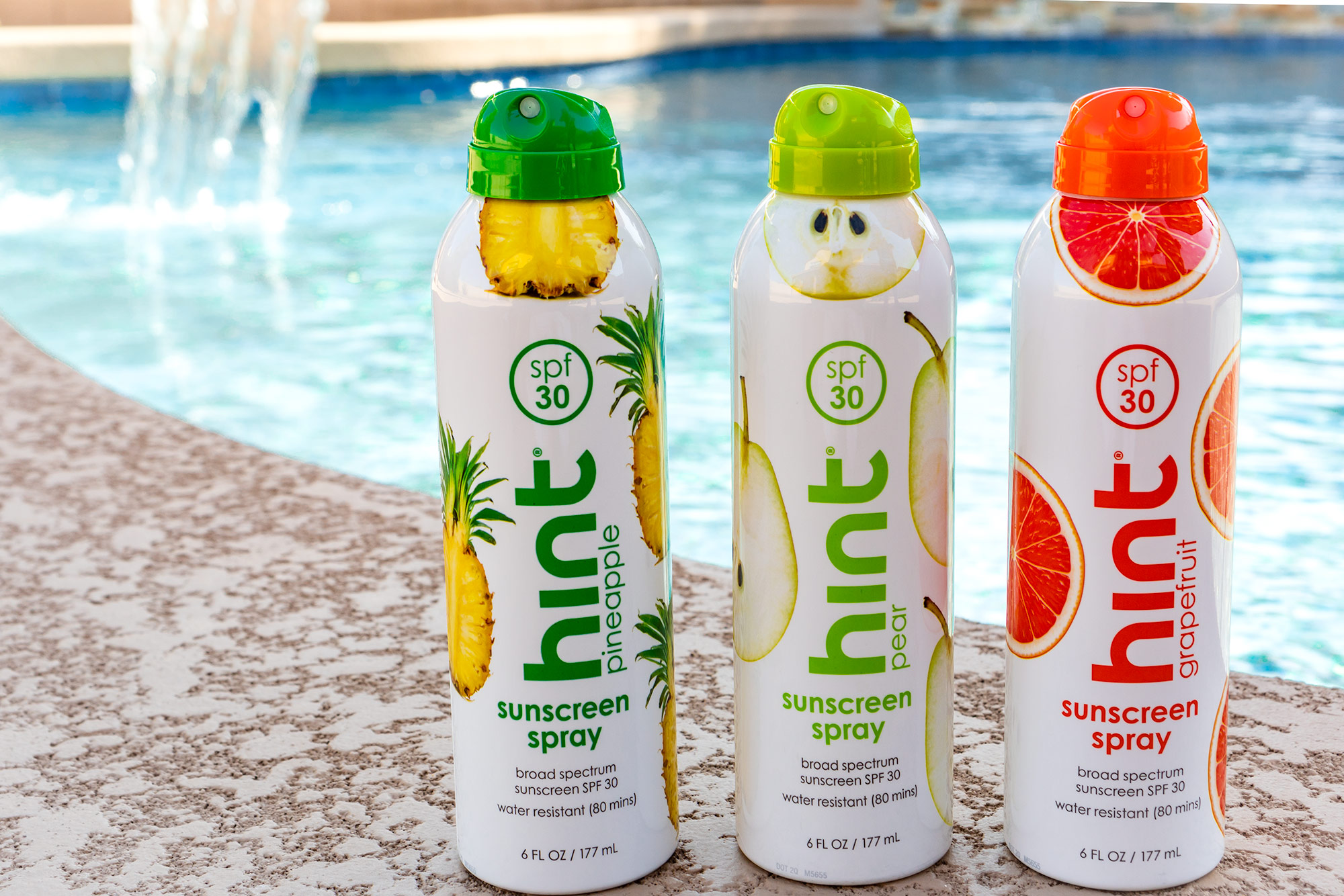 Hint Sunscreen Splash