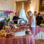 Wrigley Mansion – BBQ Brunch with the BEST Views in Town