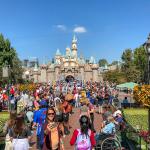 Jax's First Trip to Disneyland