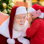 Breakfast with Santa at The Omni Montelucia 2019