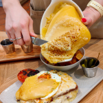 New Brunch at Francine
